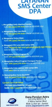SMS Center DPA