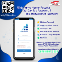 Panduan Reset Password
